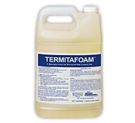 Termitafoam: Foams your insectiides, termite chemicals